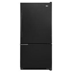 Amana ABB2221WEB 21.9 cu. ft. Refrigerator with Adjustable Glass Shelves & Temp Assure Freshness Controls