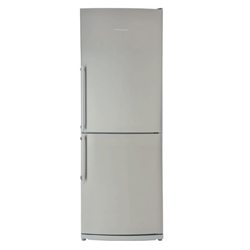 Blomberg BRFB1450 14.8 cu. ft. Bottom-Freezer with Glass Shelves, HygION Antibacterial and Wine Rack