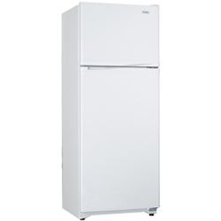 Danby DFF8850W 8.8 cu. ft Refrigerator with Glass Shelves, Tall Bottle Storage & Frost-Free Freezer