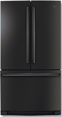 Electrolux IQ-Touch EI23BC51IB 22.6 cu. ft. Counter-Depth French Door Refrigerator, Perfect Temp Drawer, Multi-Level LED Lighting, Ice Maker, IQ-Touch Controls