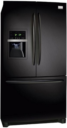 Frigidaire Gallery FGHB2869LE 27.8 cu. ft. French Door Refrigerator, Full-Width Humidity Crispers, External Ice/Water Dispenser, Quick Freeze, LED Lighting, Can Dispenser