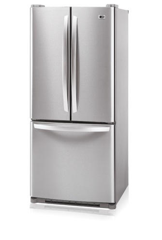 LG LFC20760ST 19.7 cu. ft. French Door Refrigerator, Ice Maker, Stainless Steel