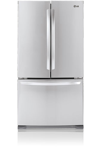 LG LFC21776ST 20.7 cu. ft. Counter Depth French Door Refrigerator, Linear Compressor, Stainless Steel