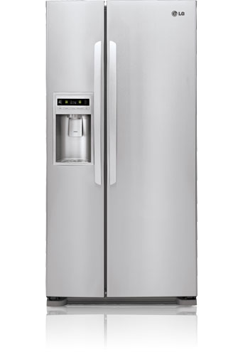 LG LSC23924ST 23.0 cu. ft. Side by Side Refrigerator, 33