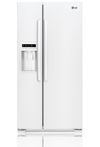LG LSC23924SW 23.0 cu. ft. Side by Side Refrigerator, 33