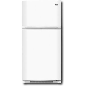 LG LTC22350SW 22.1 cu. ft. Top-Freezer Refrigerator, Tempered Glass Shelves, Humidity Controlled Crispers, Dairy Bin, Electronic Temperature Controls, Automatic Ice Maker, Smooth White